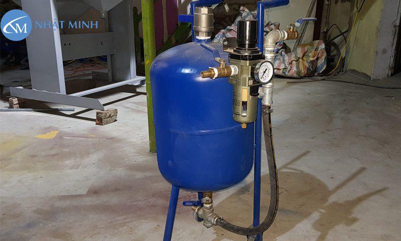 Lọc tách nước cho máy phun cát giữ cho cát khô